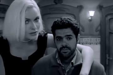 Aumentar la autoestima. Escena de la película Angel-A de Luc Besson